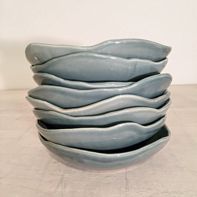 Petal Bowl Christina Cohn Ceramics